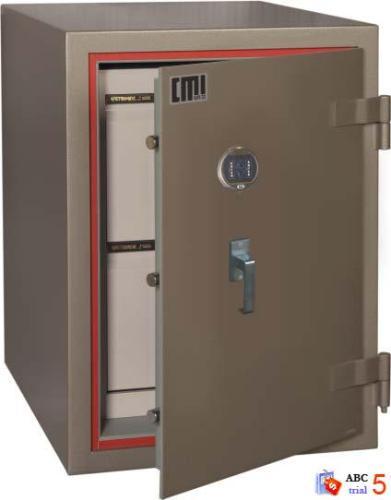 CMI Class B Fire Resisting Filing Cabinet   2 Drawer