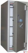 CMI Class A High Security Safe - 2 Drawer
