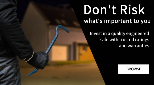 invest in a quality safe
