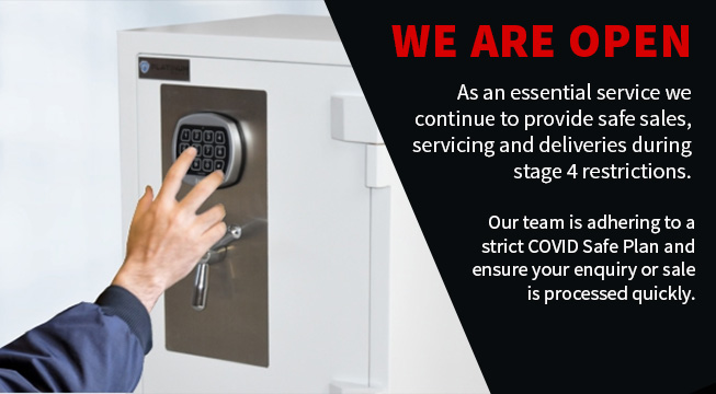 As an essential service we continue to provide safe sales, servicing and deliveries during stage 4 restrictions.